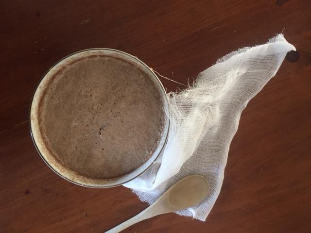 Sour Dough Bread - Starter