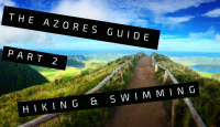 Azores Part 2: Hiking + Swimming in the Azores