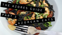 Azores Part 3: What to eat in the Azores