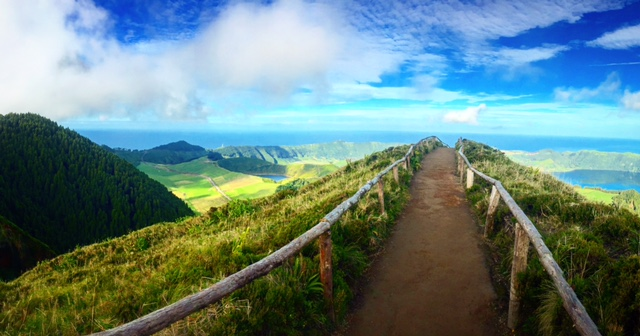 Azores Part 1: Getting Around