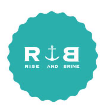 Rise & Brine - Logo