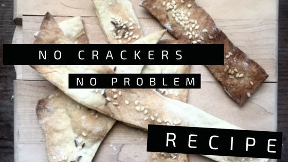 No Crackers. No Problem.