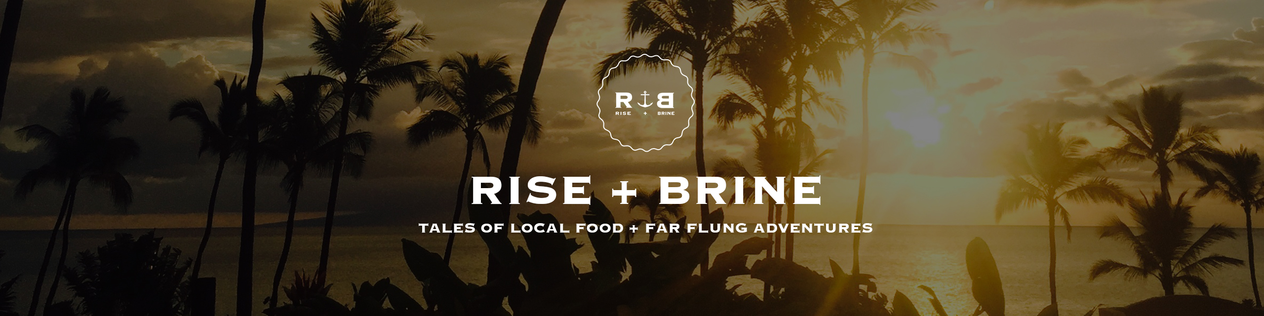 rise and brine home banner