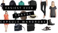 Buyer's Guide: Easiest Ever Travel Capsule Wardrobe