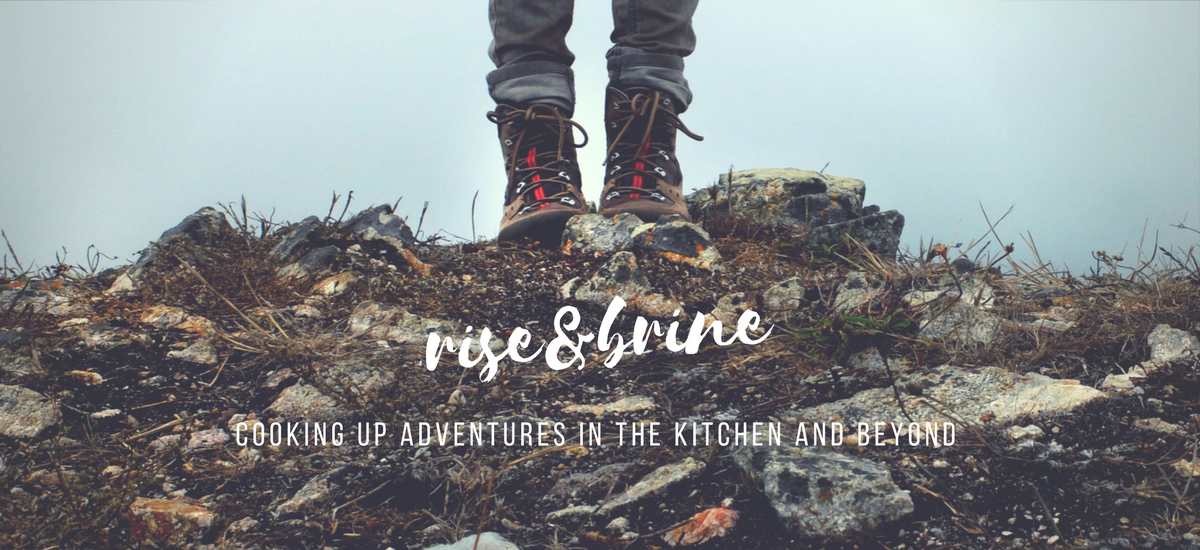 Rise and Brine Website Banner
