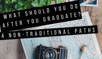 What should you do after you graduate? 4 Non-traditional Paths