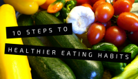 10 Simple Steps to Healthier Eating Habits