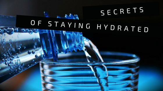 Secrets of Staying Hydtrated | riseandbrine.com