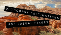 5 Outdoorsy Destinations for Casual Hikers