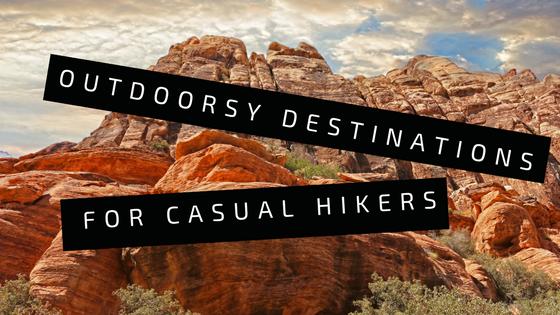 Outdoorsy Destinations | riseandbrine.com