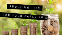Adulting Tips for Your Early 20's