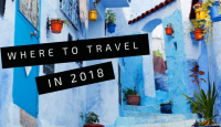 Where to Travel in 2018