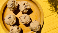 Flourless Lactation Cookie Dough Bites