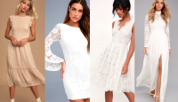 The Best Casual Wedding Dresses Under $100